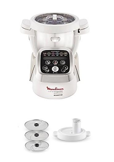 Oferta moulinex cuisine companion robot de cocina - Robot de cocina lidl 2016 opiniones ...