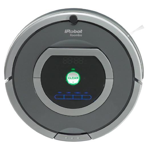 iRobot Roomba 782 - Robot aspirador programable con sensores de suciedad ópticos y acústicos