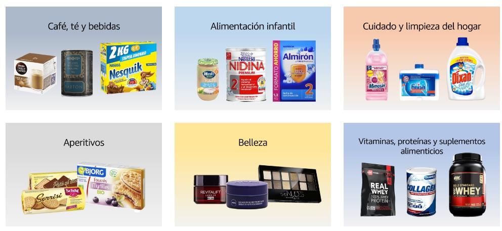 """Se trata del servicio """"Suscríbete y ahorra"""", una opción que nos ofrece entregas mensuales automáticas con descuentos de hasta el 10% sobre los precios de Amazon España y envío gratuito."""