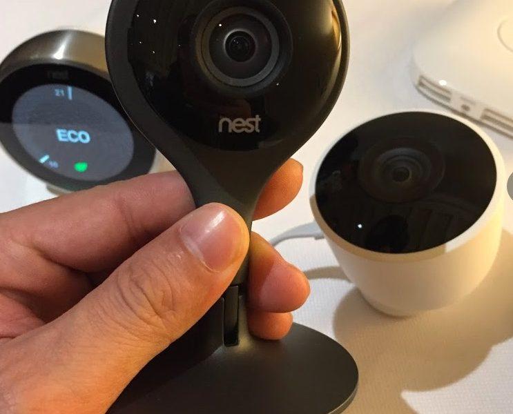 Cómo mantener tu casa segura y calentita con las cámaras de Nest y su termostato inteligente